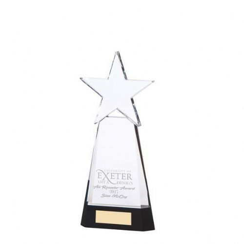 Houston Crystal Award 230mm